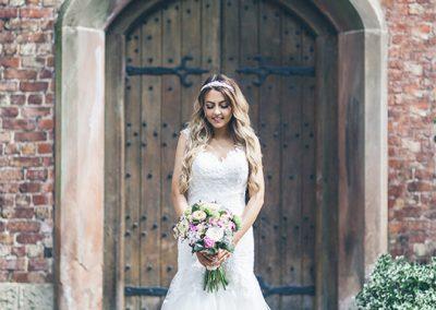 Bramall Hall Bride