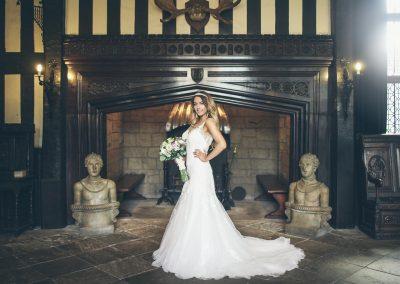 Bride Fireplace