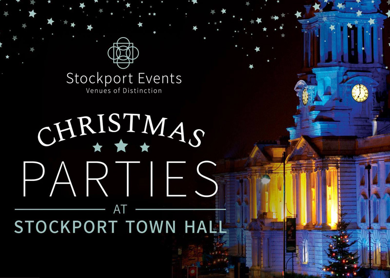 Christmas parties at Stockport Market